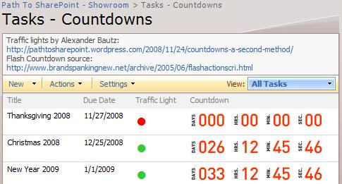 countdownwidget
